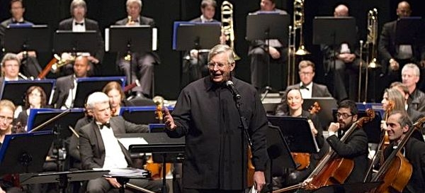 Richard Cock and the KZN Philharmonic Orchestra 2014