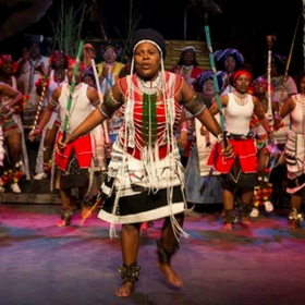 Eastern Cape traditional performances at the Festival are always a strong drawcard / Photo: CuePix