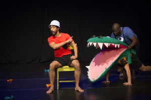 Children's theatre at the National Arts Festival