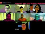The vNAF webinar